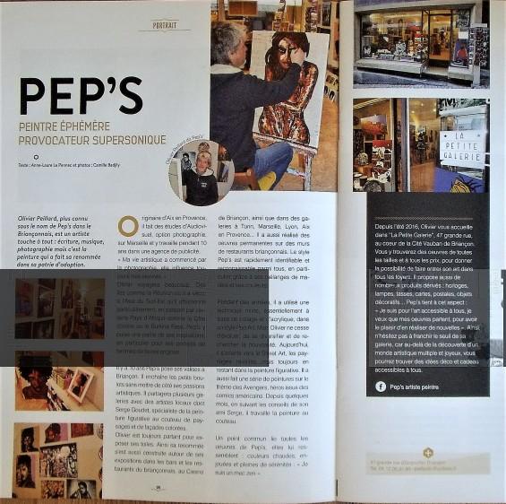 Peps portrait